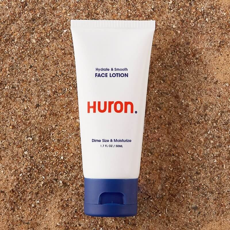 huron face lotion
